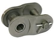 Single Crank Link 5/8 Pitch, 1/4 Inside Width, Simplex