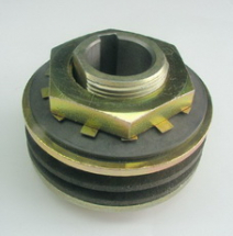 Torque Limiter Integral Hub with one Disc Spring
