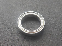 EZO 6700 2Z Ball Bearing 10mm x 15mm x 4mm