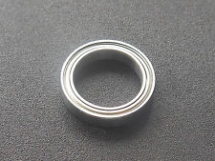 6701 2Z Radial Ball Bearing 12mm x 18mm x 4mm