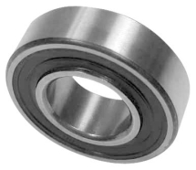INA 206KRR Radial Ball Brg, Raised Seals 30mm x 62mm x 16