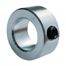 Stainless Shaft Collar 8mm x 16mm x 8mm with setscrew
