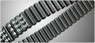 8mm Pitch - HTD Double Sided Timing Belts