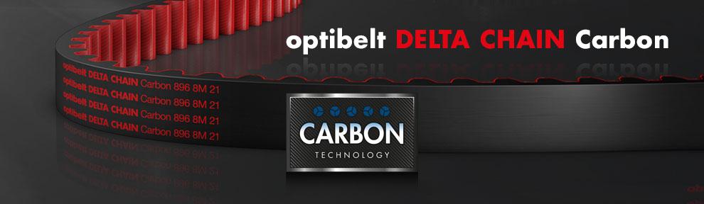 Оптибелт дельта карбон