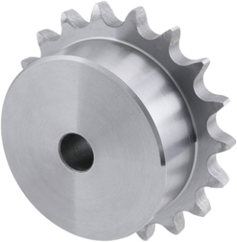 6mm Pitch (04B1) Simplex Sprockets