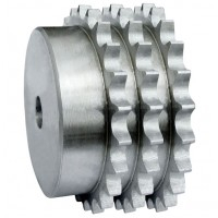 3/8inch Pitch (06B3) Triplex Sprockets