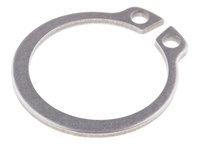 Circlips External Metric D1400 Stainless