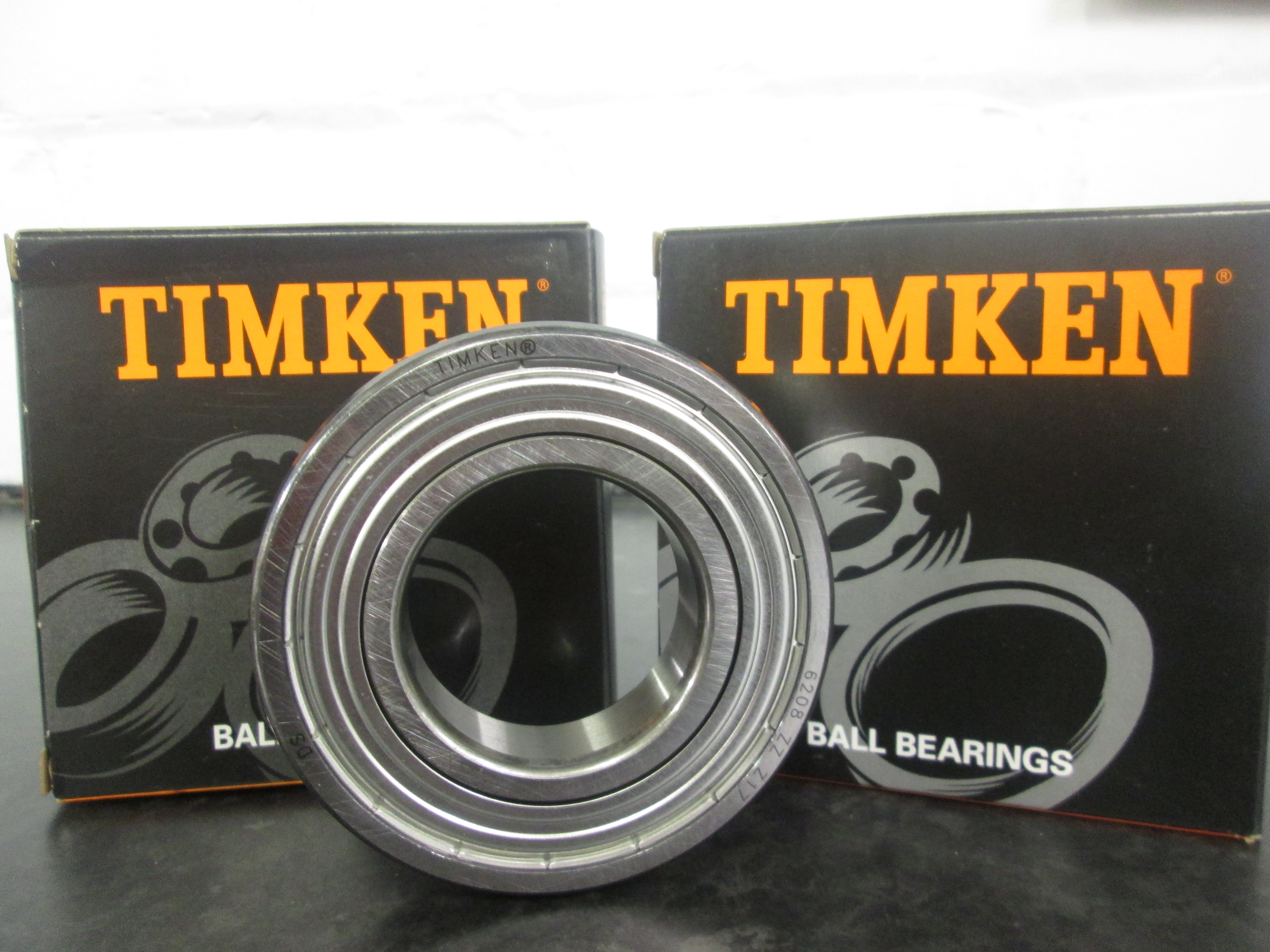 6200 - 6217 2Z (Bearings with Metal Shields) C3 Clearance