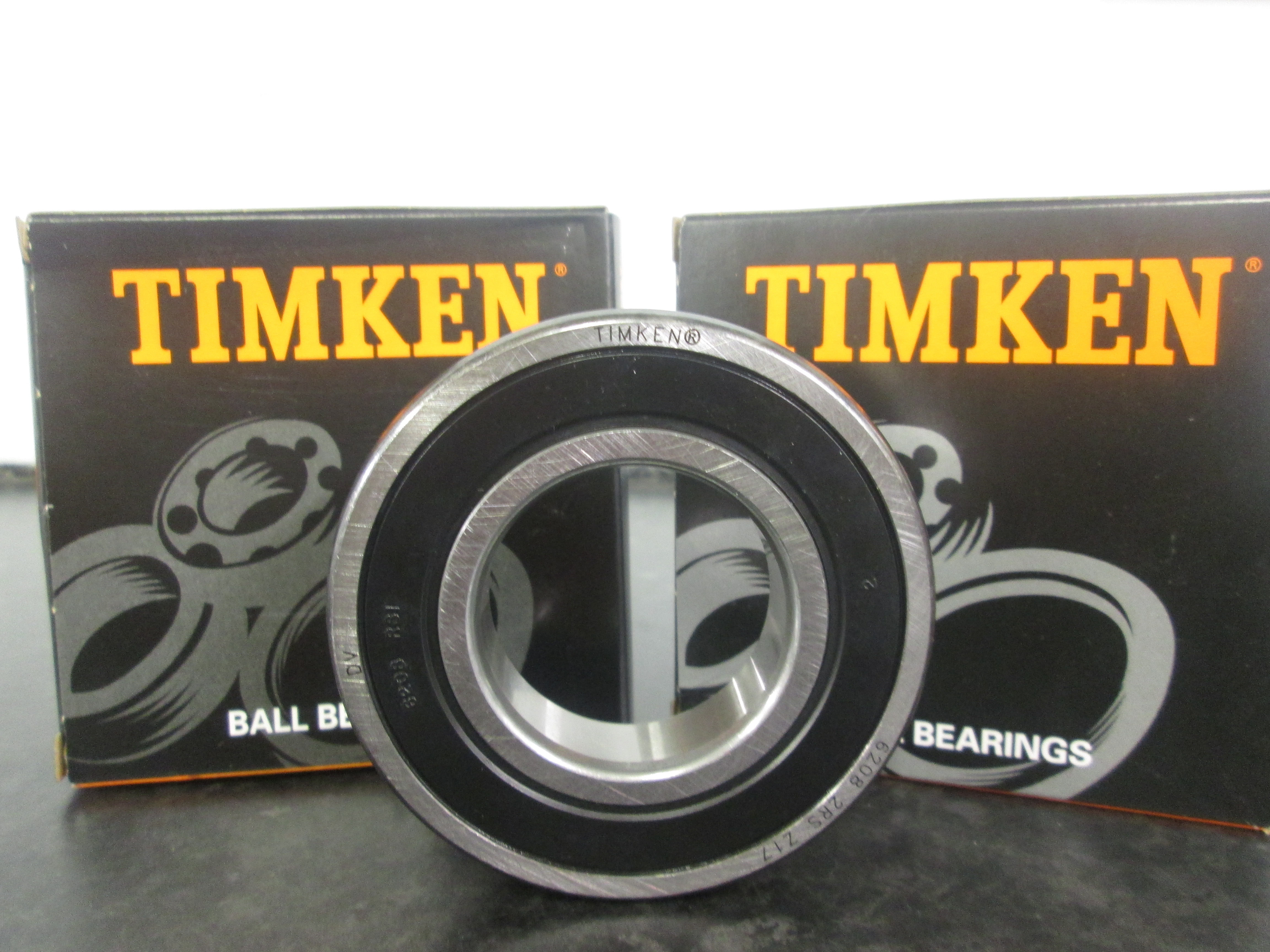 6200 - 6218 2RS (Bearings with Rubber Seals) C3 Clearance