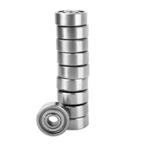 ZZ (Shielded) Stainless Miniature Bearings