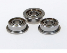 ZZ (Shielded) Flanged Stainless Miniature Bearings