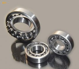 108 - 129 Self-Aligning Parallel Bore Bearings