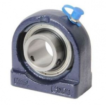 SNP Self lube short base cast iron pillow block units (Metric thread)
