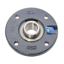 FC self lube round cast iron flange cartridge bearing units
