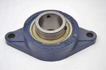 SFT self lube 2 bolt oval cast iron flange bearing units