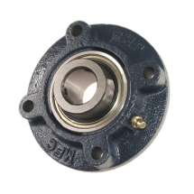 MFC self lube round cast iron flange cartridge bearing units