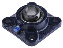 MSF self lube square cast iron flange bearing units