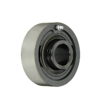 SLC self lube round cast iron cartridge bearing units