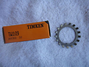 Timken Nuts & Washers