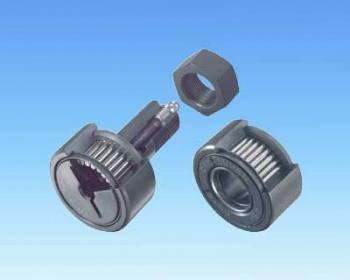 KR16PP - KR40PP Sealed Cams with crowned running surface & screwdriver slot