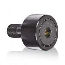KRV Sealed Cam Rollers with crowned running surface & Hexagonal hole