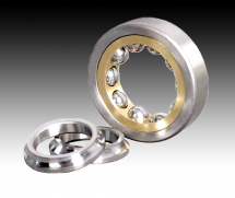 QJ...LOC Series Metric Bearings