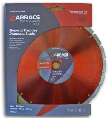 Dynamo General Purpose - Red 115mm x 10mm x 22mm