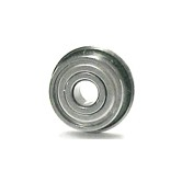 F6800ZZW7 Miniature Bearing Flanged 10mm x 19mm x 7mm