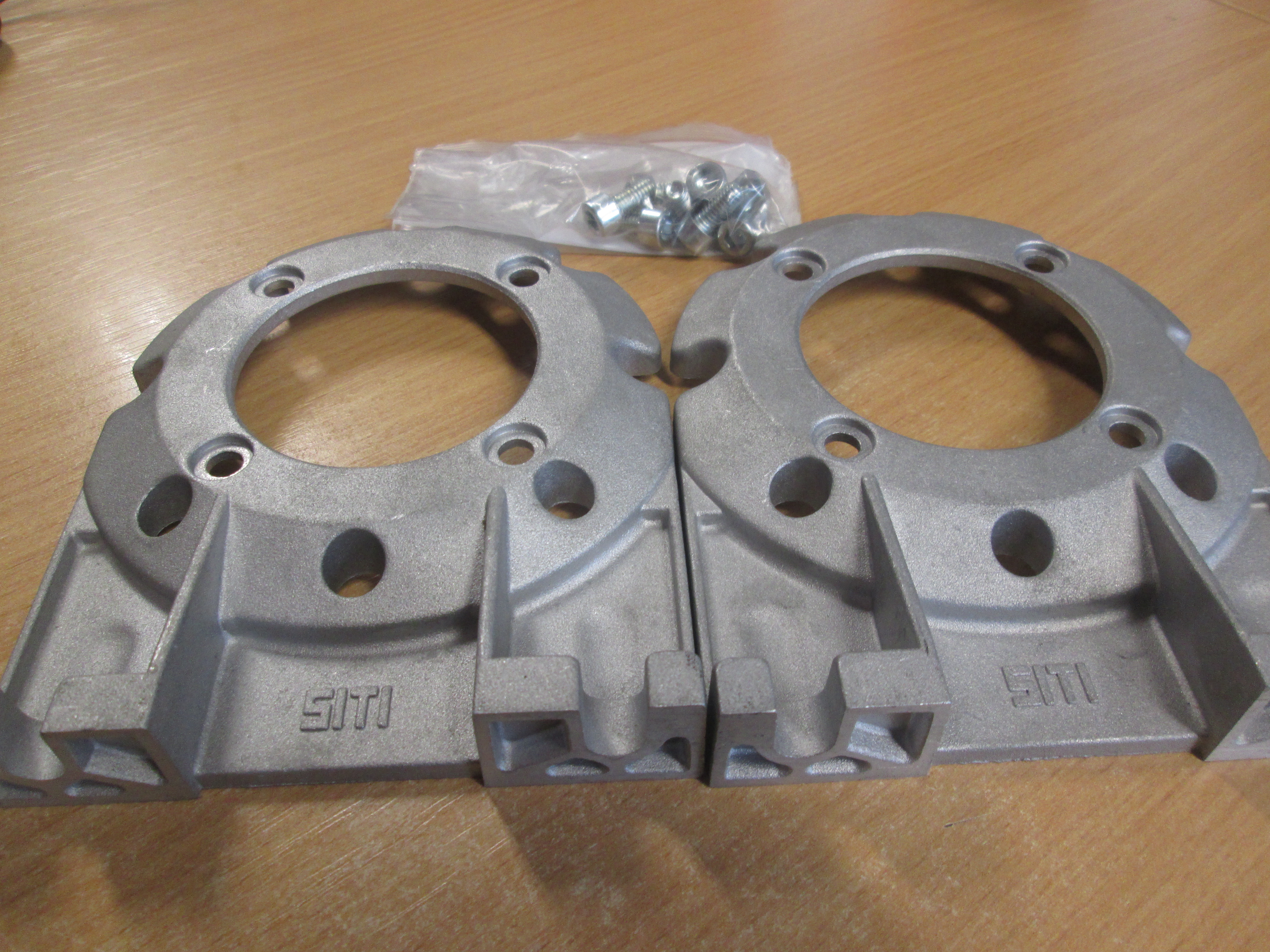FEET TO SUIT MI50 SITI Gearbox 15:1 Type A Right Angled D71