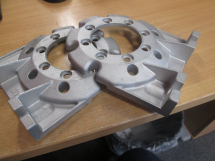 Pair Of Feet To Suit MI60 Siti Gearbox