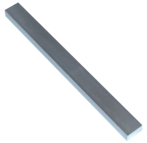 Keysteel Stainless Steel Bar 8mm x 7mm 1 Metre Long