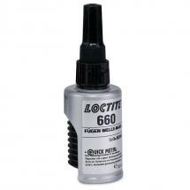 Loctite Retaining Compound (Quick metal )660/50ml