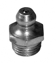 M8 x 1.25 Grease Nipple Straight