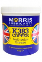 Morris K383 Anti Seize (Copper Slip) Compound 500g