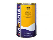 Morris Triad 32 Hydraulic Oil Anti-wear 25 Litre