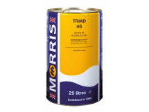 Morris Triad 46 Hydraulic Oil Anti-wear 25 Litre