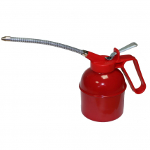 500cc Metal Bodied Oil Can With Amoured Spout