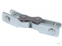 OPTIBELT Link Connector For 22mm Wide Green Punched Belt