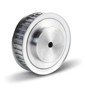 Timing Pulley T5 Pilot Bore 25mm Wide Belt 40T 5mm Pitch
