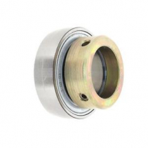 INA Insert RAE25NPPnr Snap Ring + collar for 25mm shaft