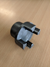 DESCH HWN1-24 Steel Coupling Half Top Hat Style