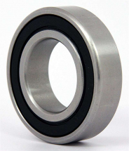 EZO 6204 2RS Stainless Ball Bearing 20mm x 47mm x 14mm