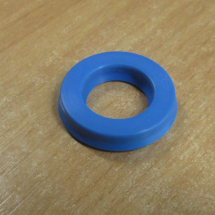 Polyurethane Metric U Seal Blue 40mm x 50mm x 5mm