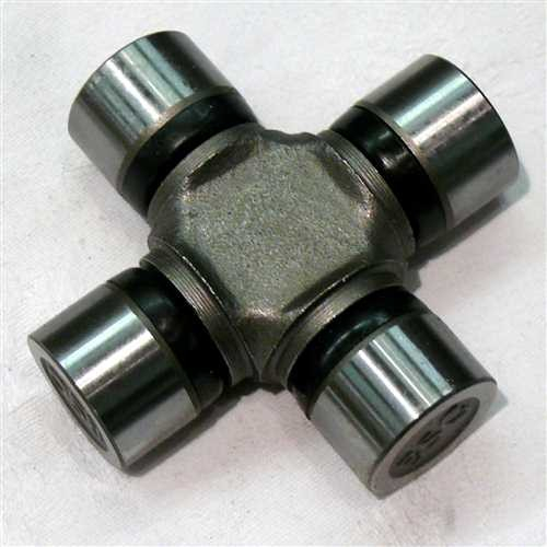 UJ (Cross)25mm Cap Dia x 63.8mm Span Lube in Cap End