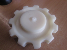 Plastic Sprocket, 11 Tooth Pilot Bore