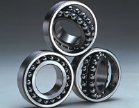 Double Row Self-Aligning Ball Bearings & Sleeves to Suit