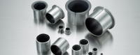 Dry Sliding Glacier Split Bush Bearings DU
